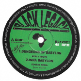 Keety Roots - Dungeons Of Babylon / Inna Babylon / Dungeons Of Dub / Inna Dub (Black Legacy) 12""